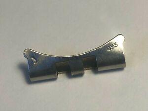ROLEX 20mm END LINK 455J JUBILEE