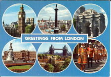 London: Greetings From London Multiview - Posted 1982