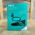 Movo PM10 Lavalier Lapel Clip-on Microphone for iPhone iPad Android Smartphones