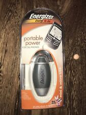 Energizer Portable Power Backup Charger For Cell Phones For Mini And Micro Usb