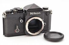 Excellent++ Nikon F2 Eyelevel 35mm SLR Film Camera Body Black from Japan!! 70322
