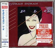 DURAN DURAN-RIO-JAPAN CD D04