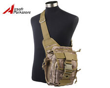 Tactical Molle Utility Shoulder Bag Backpack Outdoor Camping Hiking Banshee Camo