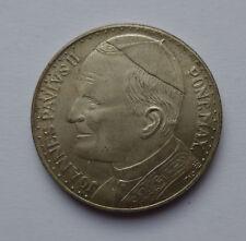 Original medalla papa -- juan pablo ii. --