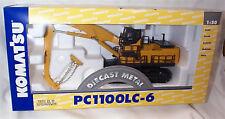 Komatsu PC1100LC-6 With metal lift attachment  joal 244 1-50 scale mib