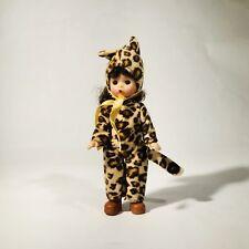 McDonalds 2003 Madame Alexander Halloween Leopard Print Costume Doll [R12]