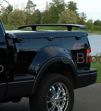 """Truck rear spoiler for tonneau bed cover. Lo Profile 60"""" OR 66"""" WITH Brake Light"""