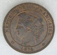 10 centime CERES 1872 A   jolie !