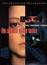Silence of the Lambs DVD Criterion - OUT OF PRINT OOP - NEW! Factory Sealed!