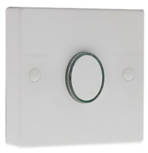 Electronic Time Delay Light Switch Oval Switch - 12 seconds to 12 minutes
