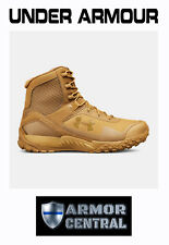 NEW Under Armour UA Women's Coyote Brown VALSETZ 1.5 RTS Tactical Boots  3021037