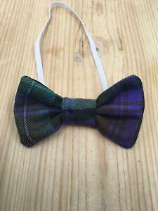 Isle 0f Skye Tartan Baby Boys Bow Tie