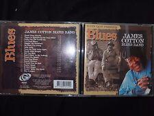 CD BLUES CAFE PRESENTS / JAMES COTTON BLUES BAND /
