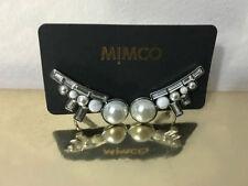 Pearl (Imitation) Cuff Fashion Earrings