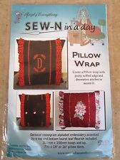 Sew- N in a Day Pillow Wrap DVD