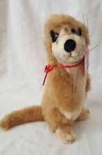 "10"" Meerkat Plush Realistic Stuffed Animal Adoption Fiesta Toy Cheyenne Zoo"