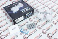 CP Forged Pistons for KA24E/KA24DE Bore 89mm 8.0(E)/9.0:1(DE) CR SC7299