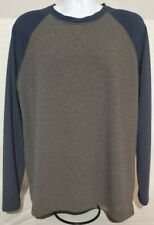 Orvis Classic Collection Long Sleeve Pullover Size L