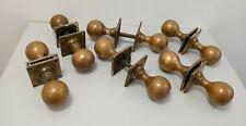 More details for vintage bronze door handles  6 pairs