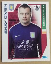TOPPS - PREMIER LEAGUE 2012 - STICKER COLLECTION- No 29 - SHAY GIVEN