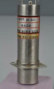 COLLINS F455 N 20 MECHANICAL FILTER for 75A-4   2KHz