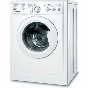Indesit EcoTime IWC71252W Free Standing 7KG 1200 Spin Washing Machine - White