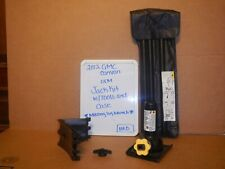 2012 GMC Canyon OEM Jack  Kit with Tools and Case
