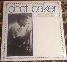CHET BAKER live in florence 1956 EU DOXY 180g VINYL REISSUE LP