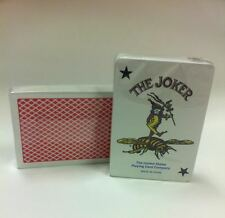 Bee 100% plastic Playing Cards Jumbo Index