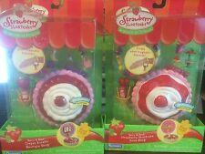 Strawberry Shortcake Berry & Bead Juice Shop Crepes Suzette Boutique NEW LOT