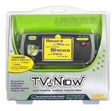 TV Now Portable Video Recorder Movies On The Go Tv Vcr Satellite