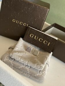 Gucci stud earrings 925 Silver
