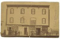 T McKelvey Dry Goods Grocer RENSSELAER FALLS NY New York St Lawrence Co Photo
