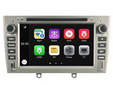 Autoradio DVD/GPS/Bluetooth/iPod/NAVI/RADIO PER PEUGEOT 308/rcz/408 10-11 d6634