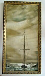 G. Destino ORIGINAL Oil Painting French Listed Artist