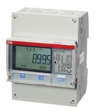 ABB B23 113-100 eletrical meter 3phase 65A 2CMA100165R1000