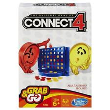 Connect 4 Grab and Go Game Travel Size
