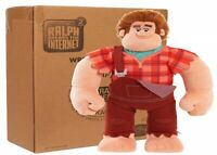 Wreckin Ralph 14 Inch Plush Brown Mailer Soft Ages 3+ Toy Play Gift Boys Girls
