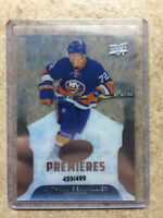 16-17 UD ICE Premieres Rookie RC #174 ANTHONY BEAUVILLIER /499