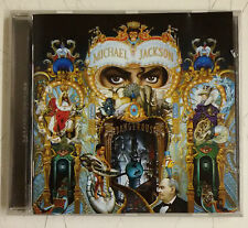 Michael Jackson Dangerous CD Austria 2001