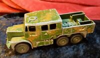 Dinky Supertoys 689 Medium Artillery Tractor By Meccano Ltd England