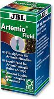 JBL Artemio Fluid Liquid Food for Artemia Brine Shrimp & Other Crustaceans 50ml