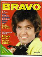 BRAVO Nr.23 vom 31.5.1971 Daliah Lavi, Alain Noury, Chris Roberts, Pierre Brice