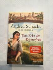 Das Erbe der Kräuterfrau von Andrea Schacht / Julia Freidank
