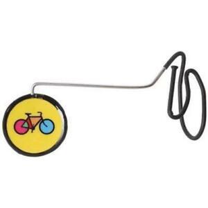 TIGER EYE Bike Helmet Mount Mirror Yellow