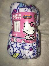 Hello Kitty Fleece Womens Youth Lounge Sleep Pants Adult Pajama Bottoms 1X NWT