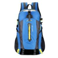 40L Travel Hiking Backpack Waterproof Outdoor Sport Camping BEST Bag Rucksa H0F2