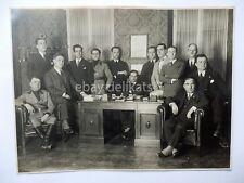 TRIESTE sindacati fascisti 1928 vecchia foto fascismo