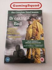 Breaking Bad Season 3 DVD, Supplied by Gaming Squad