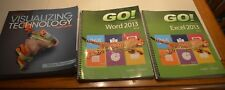Microsoft GO! Excel and Word 2013 Visualizing Technology 4th edition